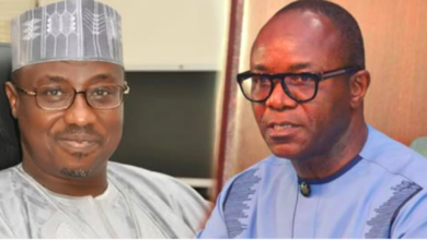 Nnpc Gmd And Minister Of Petroleum