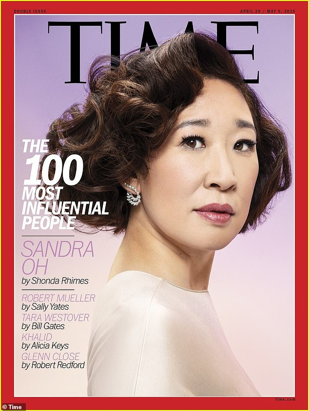 Time Magazine 100 Most Influential people 1