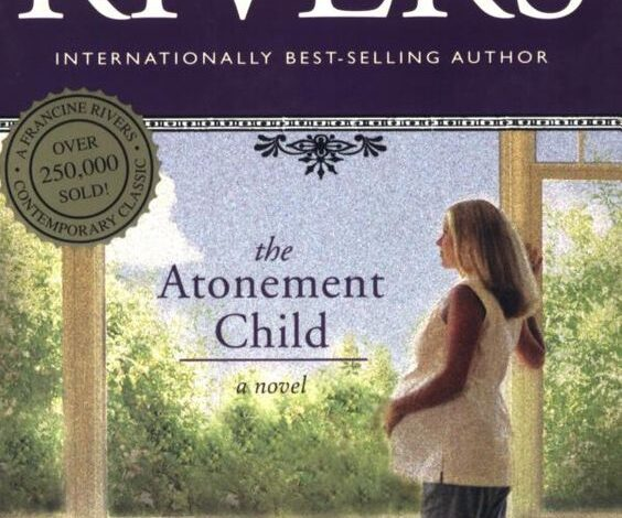 Book To Read: The Atonement Child 1