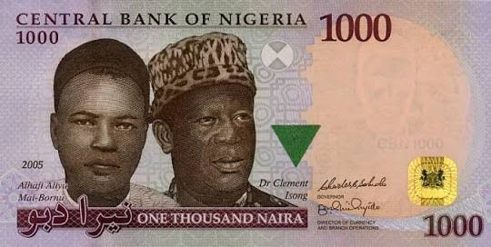 THE FACES ON THE ONE THOUSAND NAIRA NOTE | EveryEvery