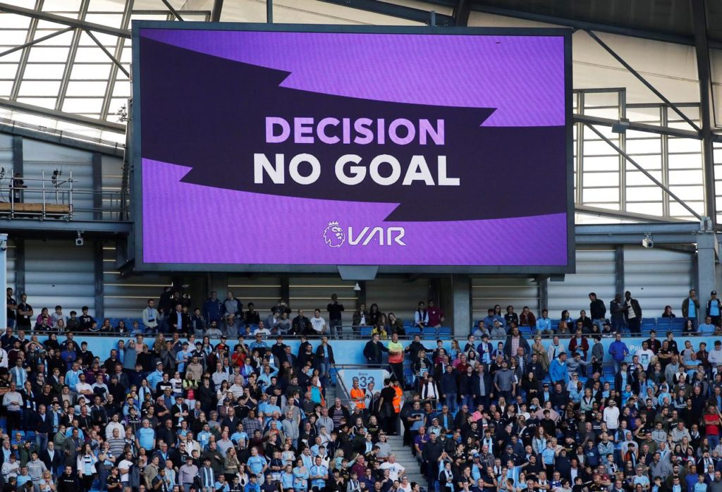 VAR Has No Use in The English Premier League 1