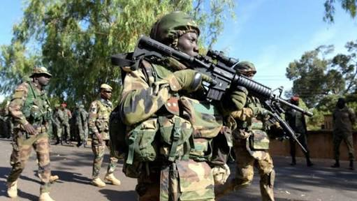 Police Arrest Fake Soldiers In Rivers 2