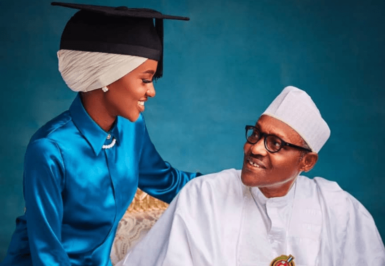 President Buhari's Daughter Hanan, Uses Presidential Jet For Private Photography Trip 1