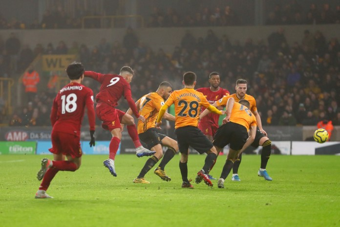 Roberto Firmino Scores Late Goal To Guarantee Liverpool 16 Points Clear 2