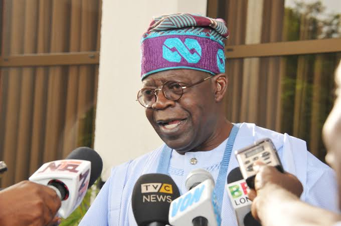Just In: See What Tinubu Says About Amotekun 1