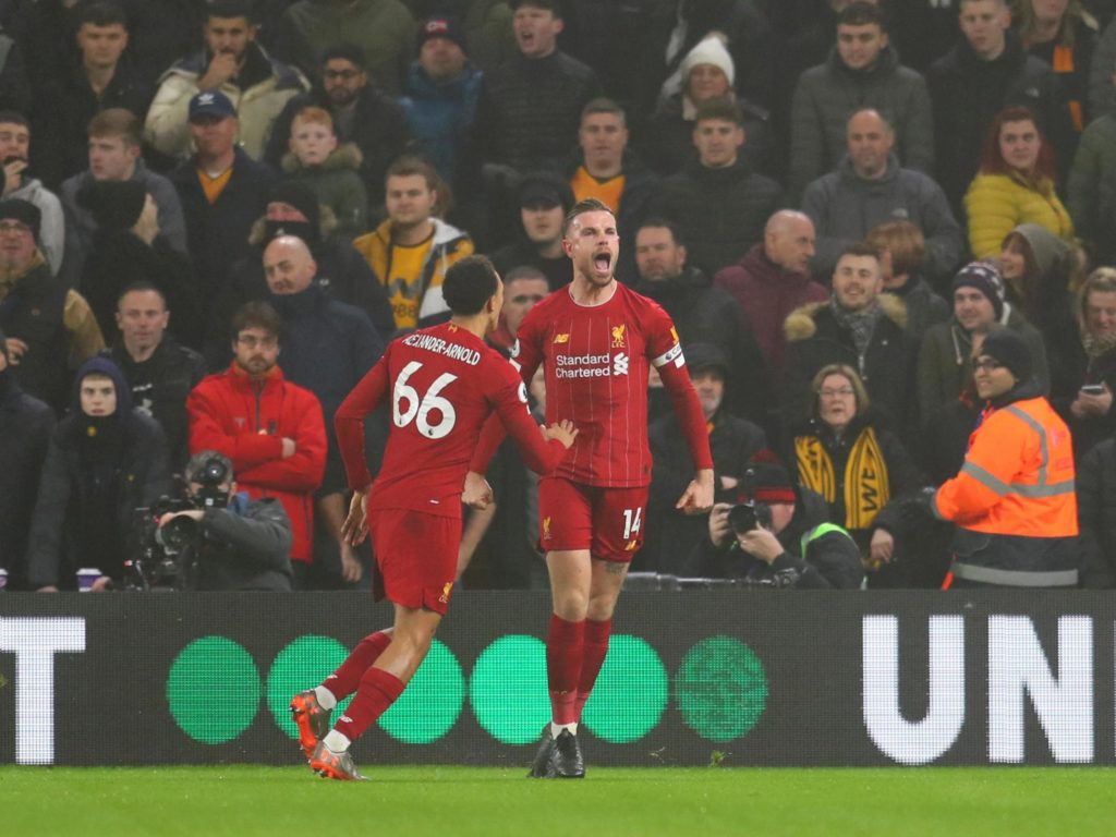 Roberto Firmino Scores Late Goal To Guarantee Liverpool 16 Points Clear 1