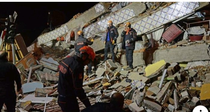 22 Died, Over A Thousand Injured As Earthquake Hits Turkey 1