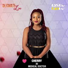 Biography of Cherry a Housemate of the Ultimate Love TV Reality Show Season 1 1
