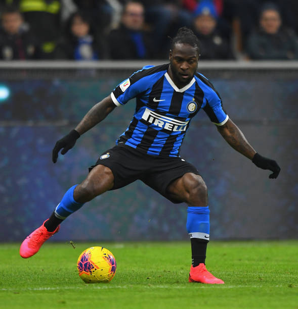 Victor Moses Helped Inter comeback from 2 Goals down to victory 4