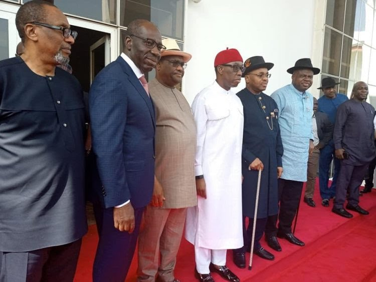 South-South Governors To Establish Regional Security Outfit 3
