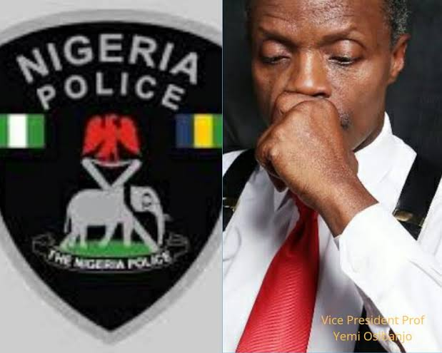 Osinbajo Loses Police Excort In Accident, Cancels Scheduled Trip 3