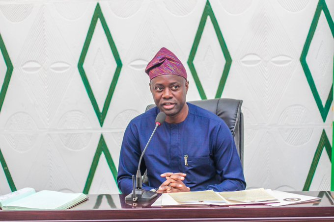 Governor Makinde Appoints His Primary School Teacher