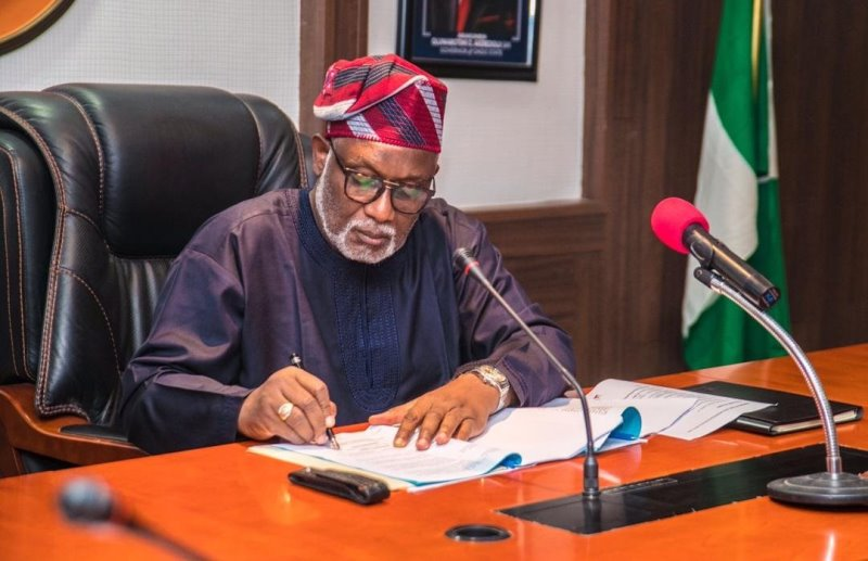 Governor Akeredolu Sacks Ondo Attorney-General