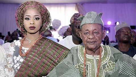 Alaafin Of Oyo'S Ex-Wife Makes New Vow