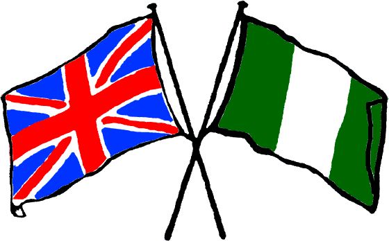 Counting Cost: British Monarch, Prime Minister With Nigerian President, Traditional Rulers 1