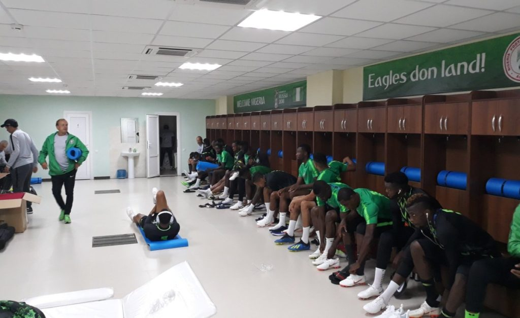 Gernot Rohr Extends Contract With Super Eagles 1