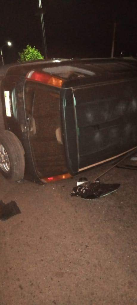 Police Officer Cases Accident In Ondo State