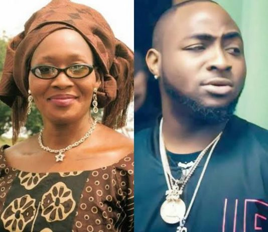 Kemi Olunloyo Accuses Davido Of Programming Fans For Failure