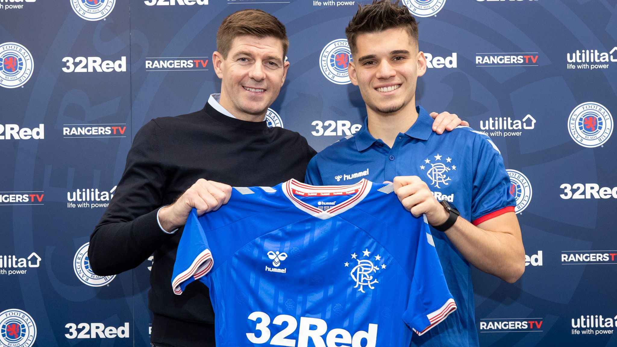 Rangers Signs 21 Year Old Romanian International