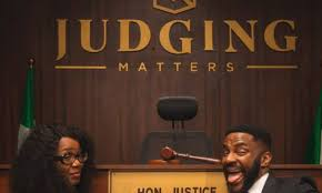 Ebuka And Justice Olusola On Judging Matters