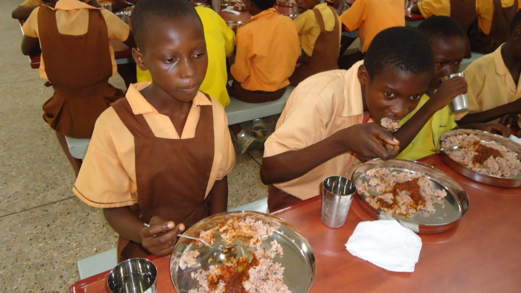 Fg Gives 2 Reasons For School Feeding Programme