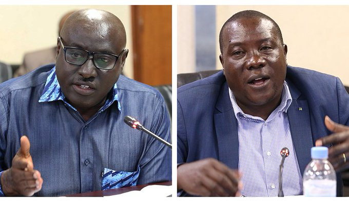 President Suspends Two Governors
