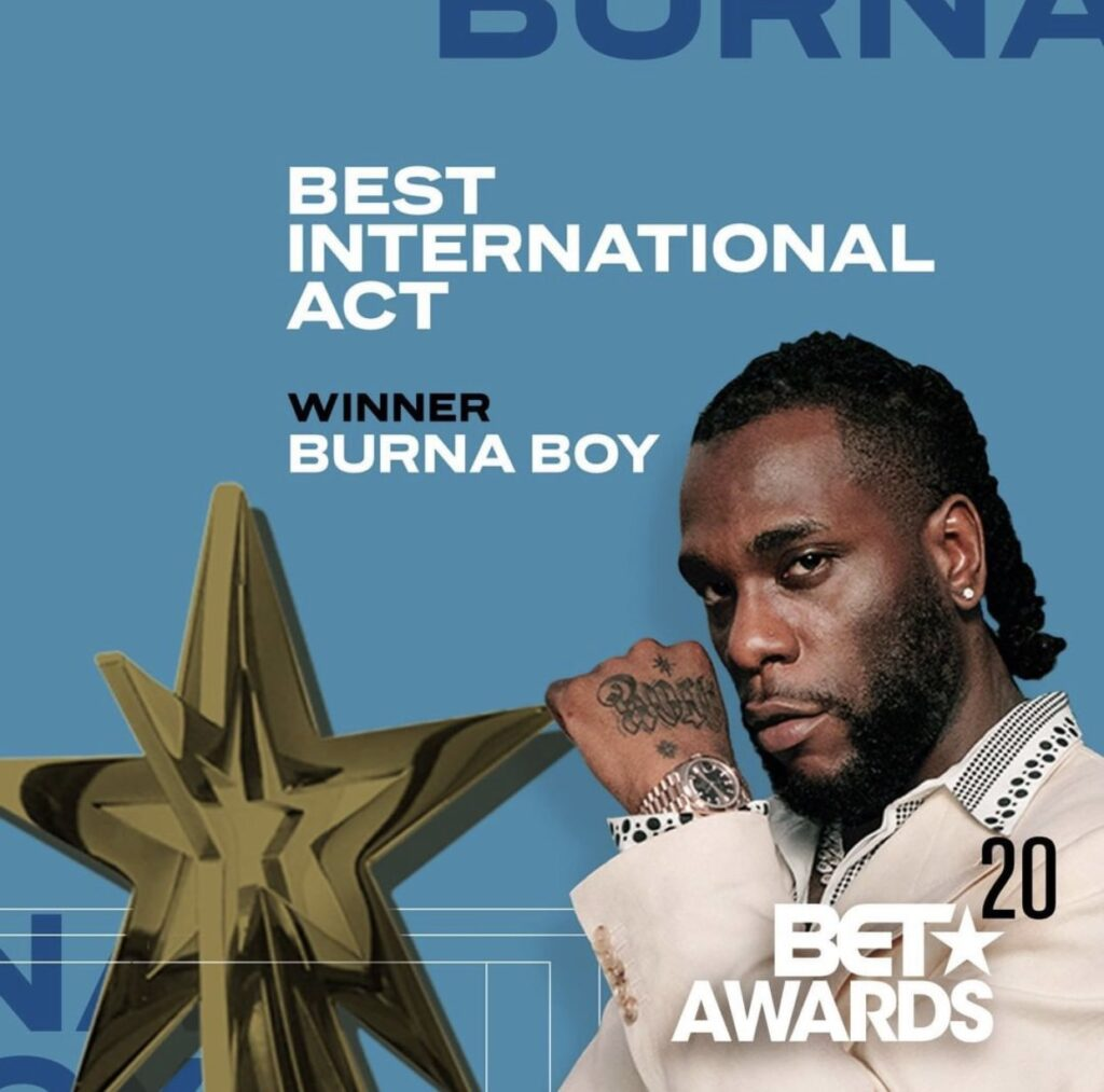 Facts About Burna Boy