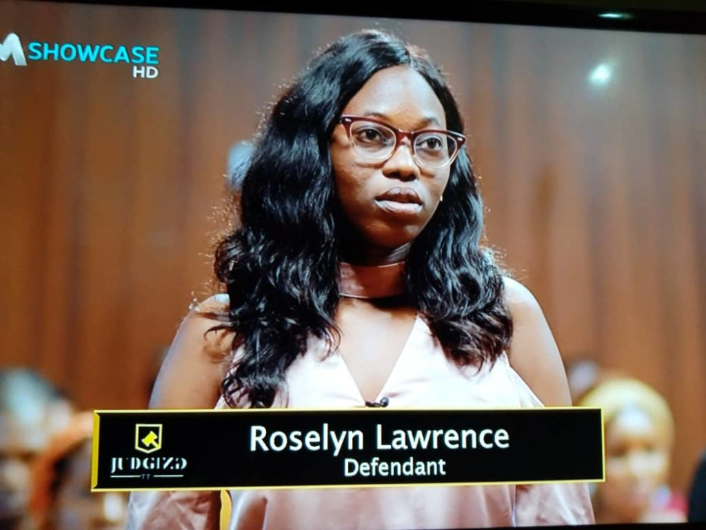 The Defendant, Roselyn Lawrence