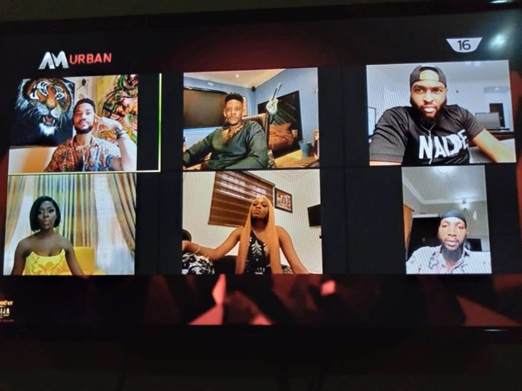 Bbnaija 2019 Housemates Joined Online