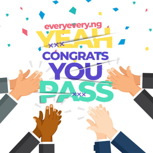 Congrats Quiz Pass