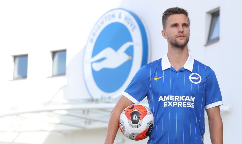 Joel Veltman Signs Three-Year Contract With Brighton Albion