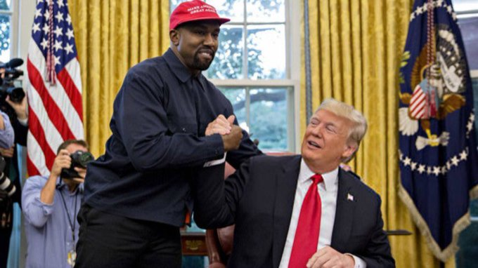 Kanye West To Run For 2020 Us Presidential Elections