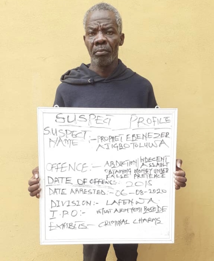 Pastor Allegedly Impregnates 2 Sisters