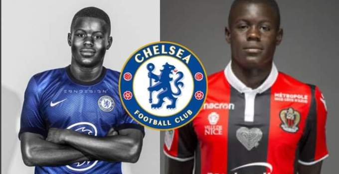 Chelsea Signs Malang Sarr On 5 Year Contract Everyevery