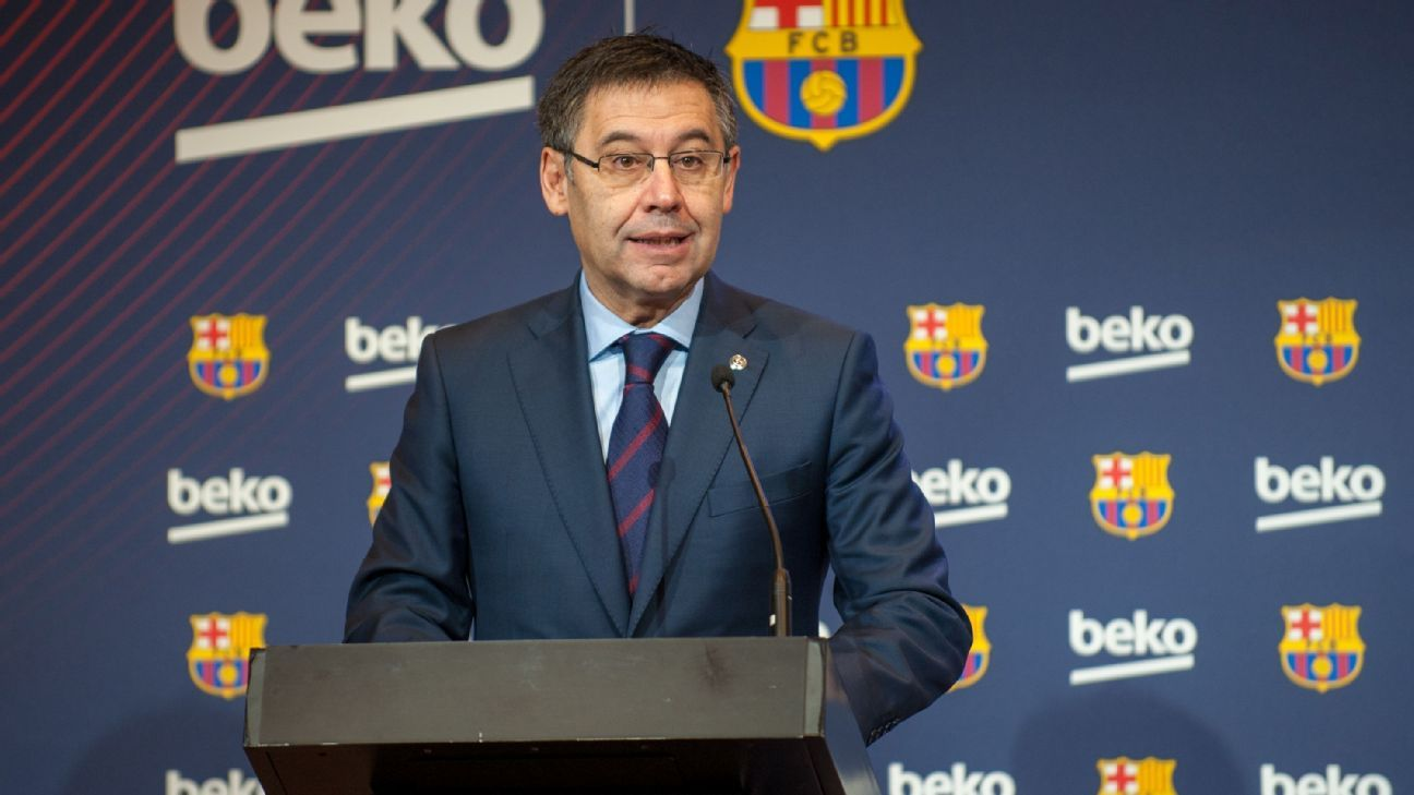 Josep Bartomeu Said Signing Neymar Will Not Be Possible For Now