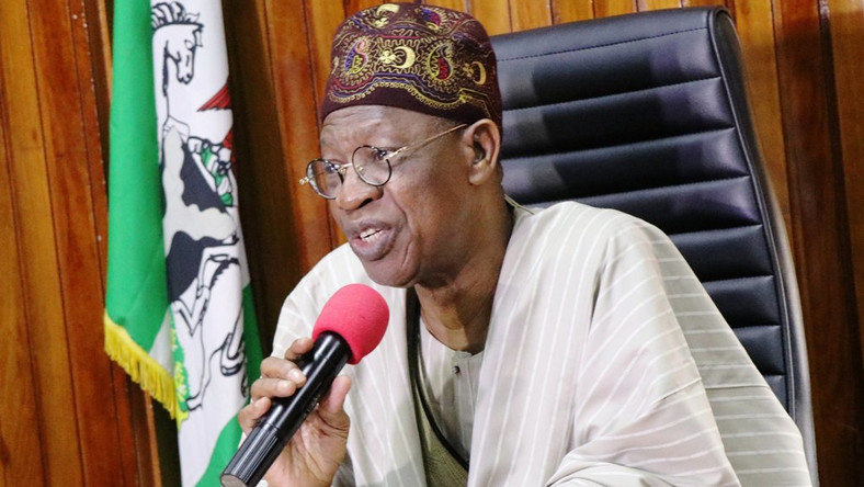 Lawmakers Sue Lai Mohammed, Others Over Nbc Broadcasting Code