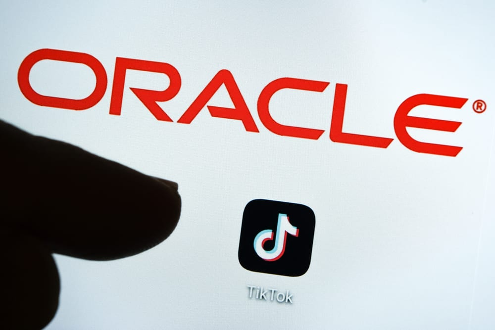 Trump Supports Oracle To Acquire Tiktok
