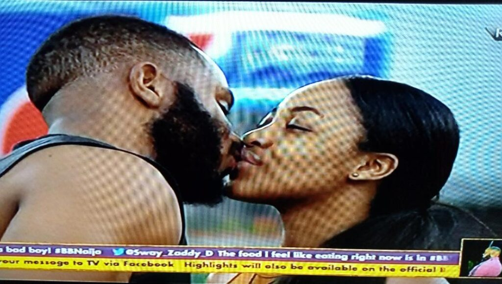 BBNaija 2020:  Laycon Finally Frees Erica, Cares Less About Her Kissing Kiddwaya 1