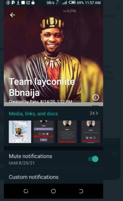 BBNaija 2020: Picture of Man Busted For Scamming ICONS 2