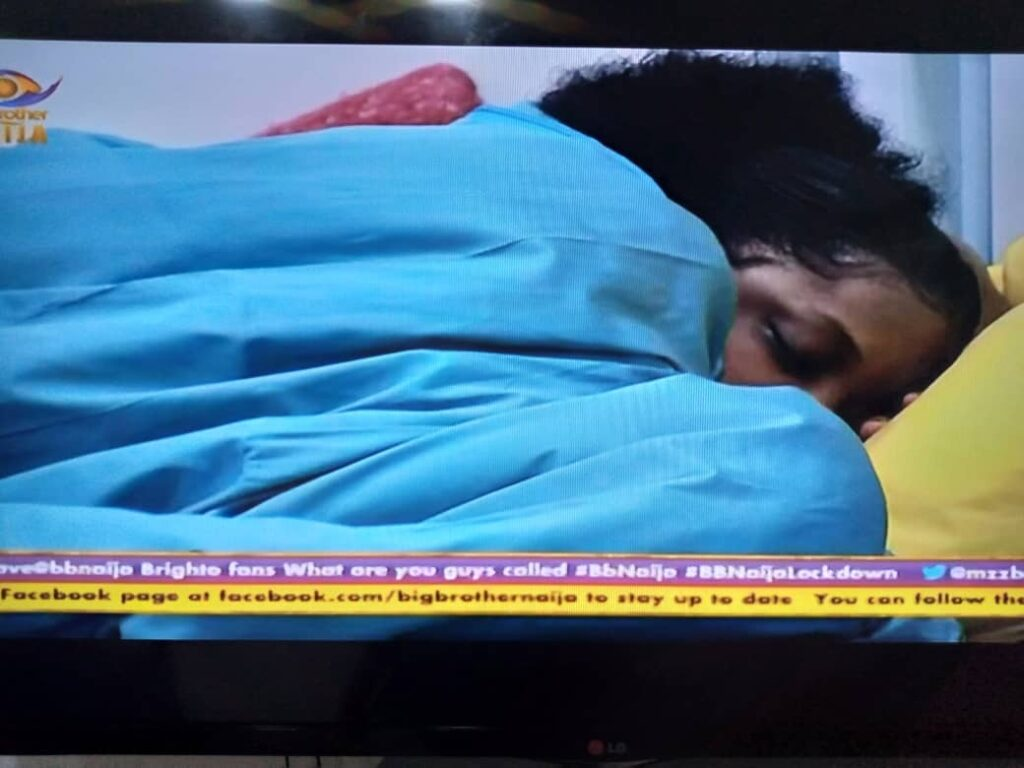 BBNaija 2020: Housemates Take Solace After Losing Wager, Ozo and Prince Decided To Bath At Wrong Time, Dorathy Not Feeling Good 1