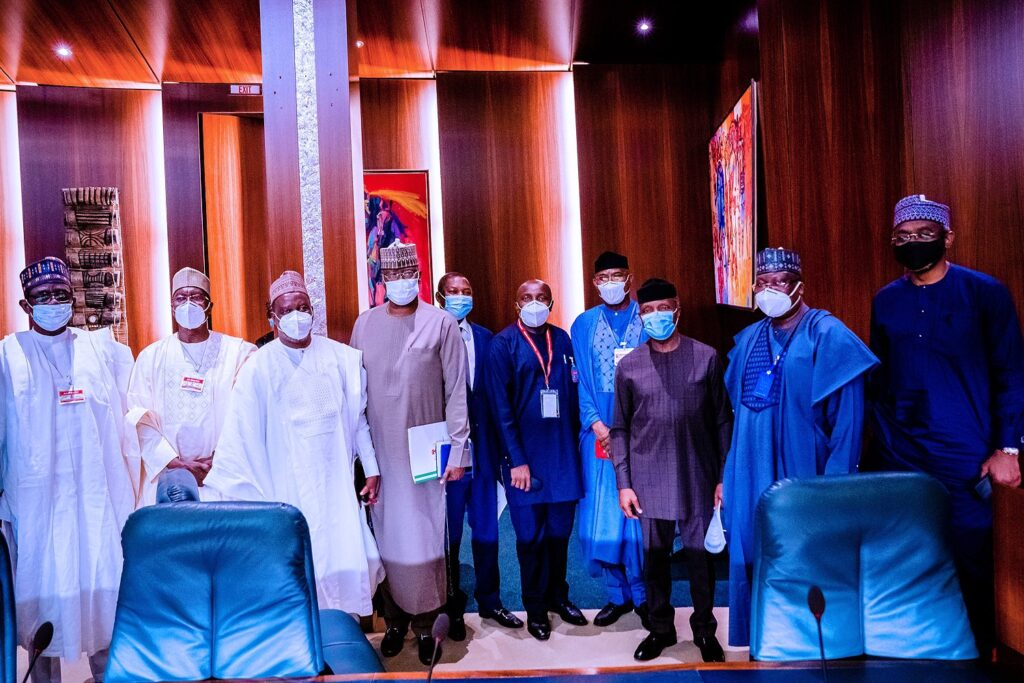 Senate Vows To Checkmate Possible Excesses of Executive Arm 1