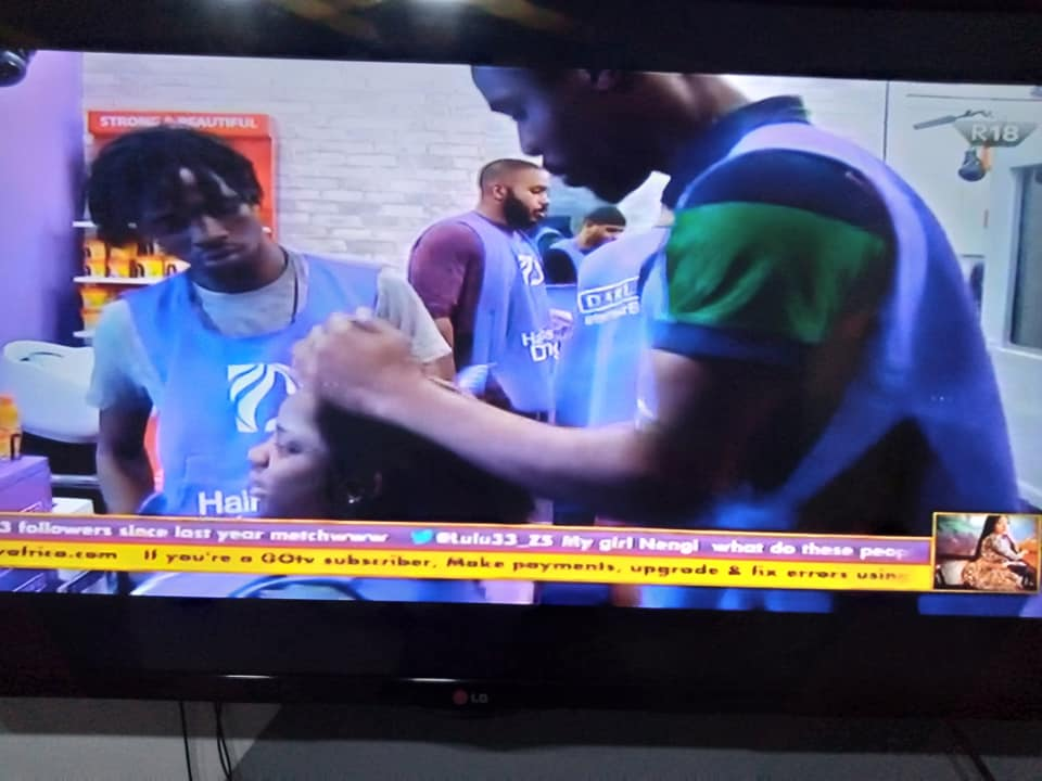 BBNaija 2020: Nengi, Trikytee and Prince,Team Braids Win Millions In TuesdaySponsored Task 2