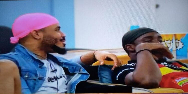 BBNaija 2020: Day 54 Highlights, Laycon Talks On Older Women,To Perform At Afronation, Brighto Makes Nollywood Debut, Erica Unfollows Kiddwaya, Neo Begs Vee Again , Gets In Trouble With Ozo, Ozo Gets 2nd Strike, Trikytee Wins Arena Games 4