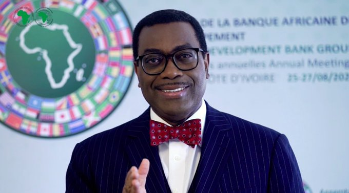 AfDB: Adesina To Be Sworn-In For Another 5-Years Term 1