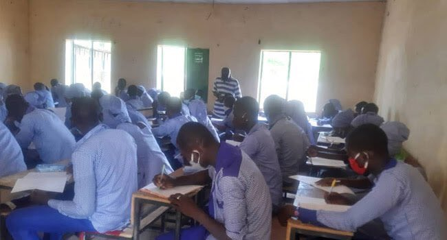 WAEC Exams Hold In Chibok, 6 Years After Abduction Of Over 200 Schoolgirls 1