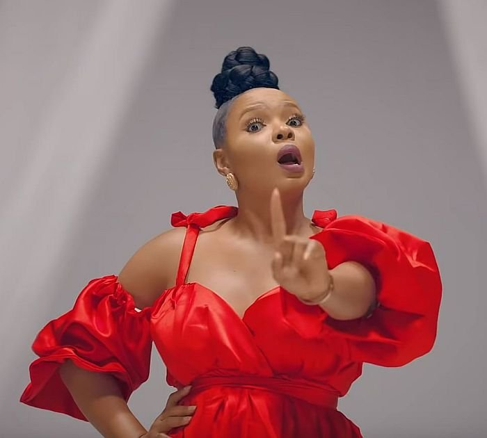 Yemi Alade said she wasn't interrogated by DSS.