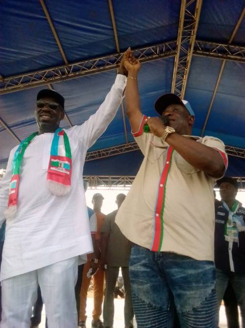 Another Commissioner Dumps Obaseki 10 Days To Edo Elections