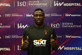 Galatasaray Completes Super Eagles' Etebo Signing
