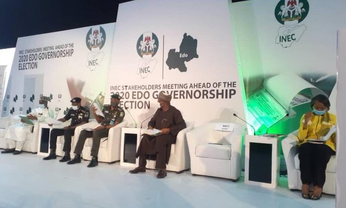 IGP Assures Edo Electorates Of Peaceful Elections