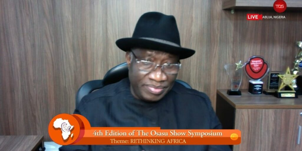 Jonathan Suggests Alternative Voting System In Nigeria, Africa 1